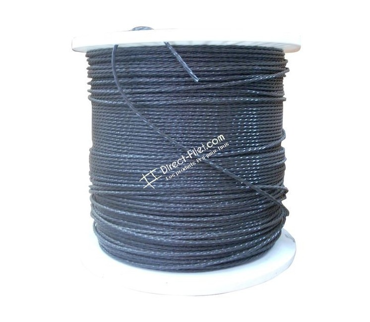 Direct filet c ble deltex 2x7 touret de 500m - Touret de cable ...