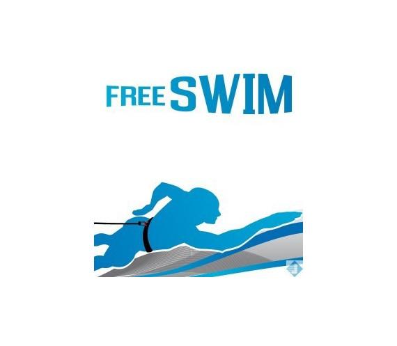 Ceinture de nage stationnaire - Free Swim