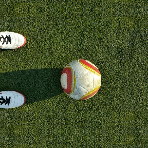 Gazon synthétique sportif pour Football