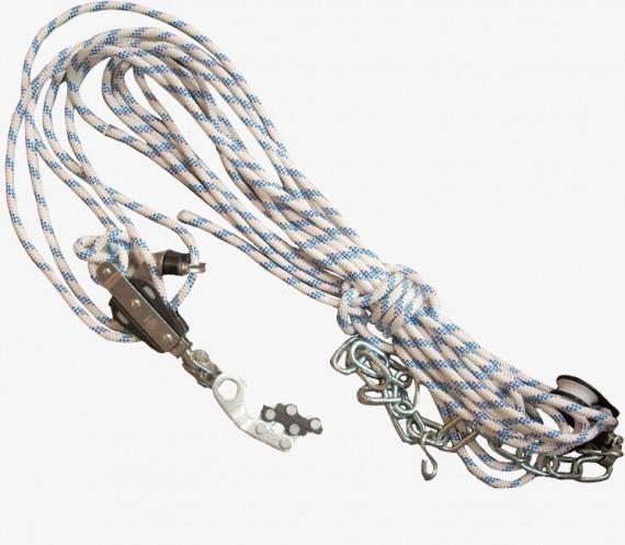 Kit Tendeur pour câble Deltex