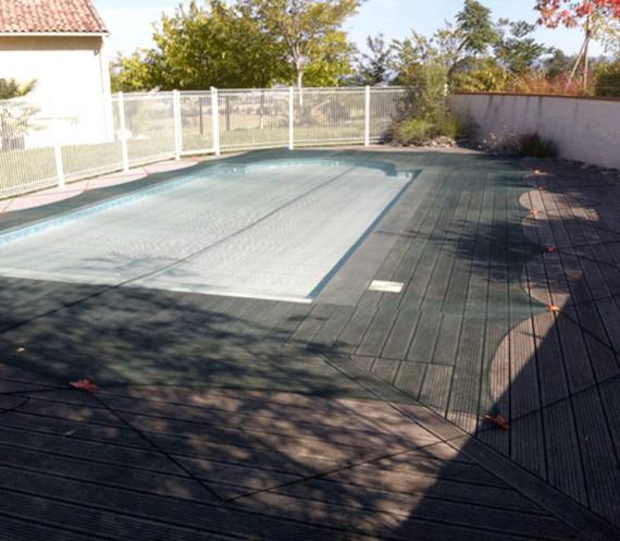 filet de protection pour piscine pas cher. Black Bedroom Furniture Sets. Home Design Ideas