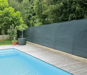Brise vue occultation 100 rouleau de 50m direct for Direct filet piscine