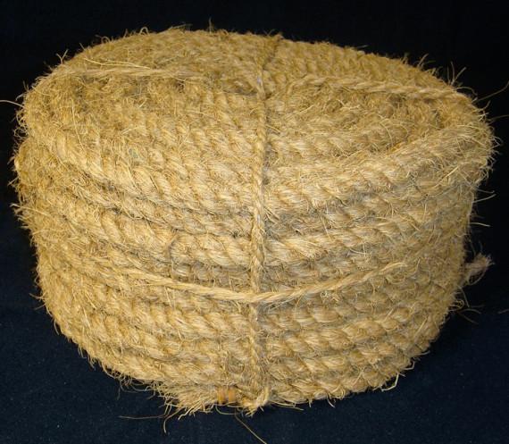 Corde Coco 25m pour Tuteurage