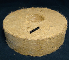 Disque de substrat coco