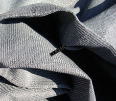 ANTHRACITE - Toile Ombrage 3 x 2 m - Perméable
