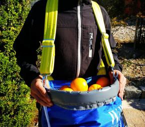 Sac de Récolte en Nylon - 18kg - avec harnais