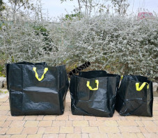 Lot de 3 sacs de jardin Multi-Usage
