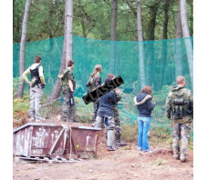 Filet Paintball HDG