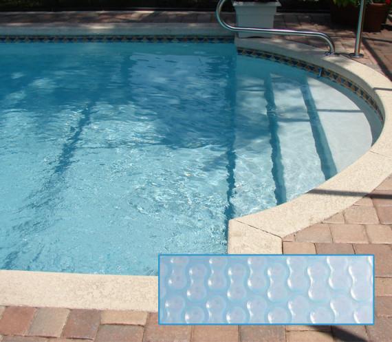 Bâche à Bulles Transparente Pour Piscine Sur Mesure - Baches a bulles pour piscine sur mesure