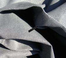 Anthracite - Toile Ombrage 3,3 m - Perméable
