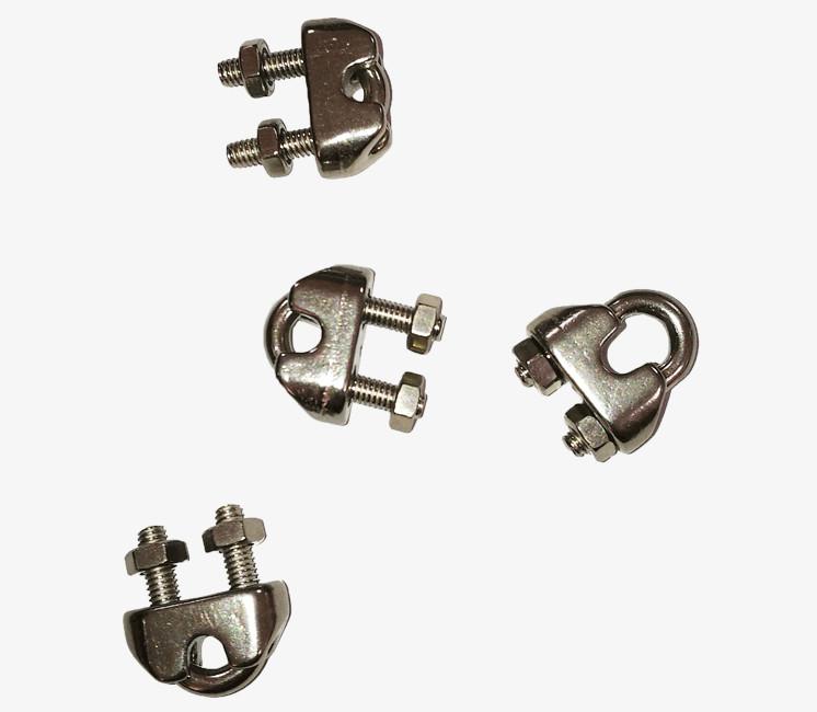 Serre-câble Inox - 3mm