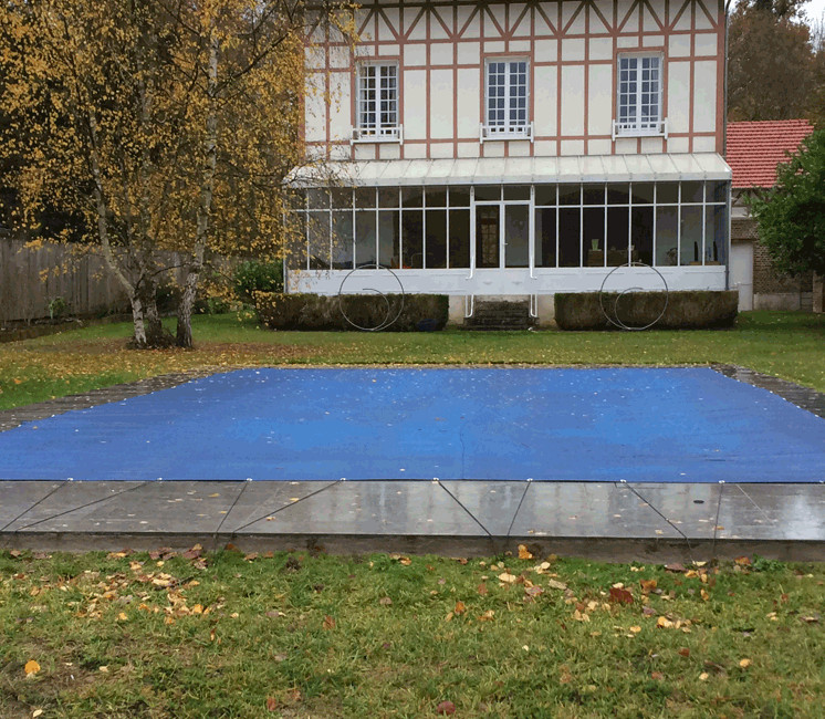 Nappe Hivernage 4.5 x 8.5m