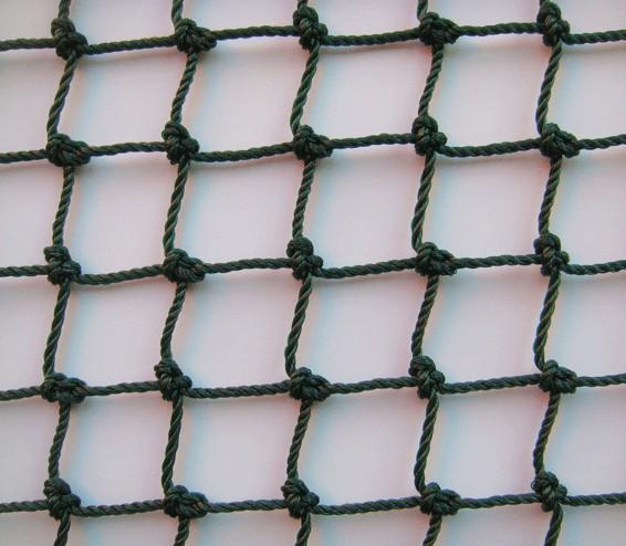 Filet pare balles - Maille carrée 25mm - Sur mesure
