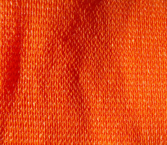 Toile perméable Mandarine - 2.30x3m