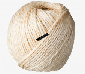 Corde en fibre de sisal bio
