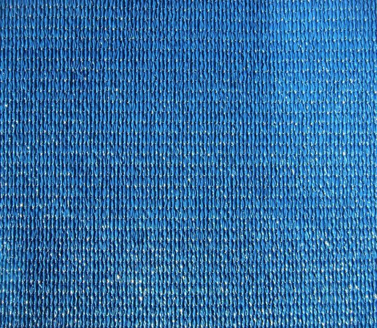 Voile triangle bleu azur 5.35x6.40x6.20m