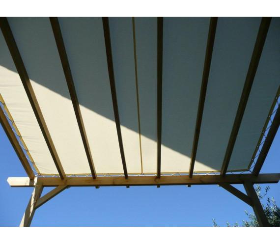 Toile d'ombrage 3 x 3 m - Imperméable
