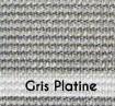 couleur gris platine